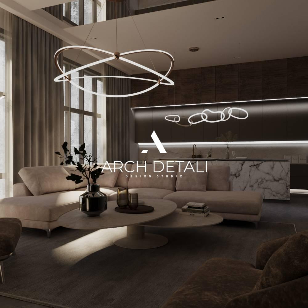 Готовый дизайн-проект квартиры - объект 2
