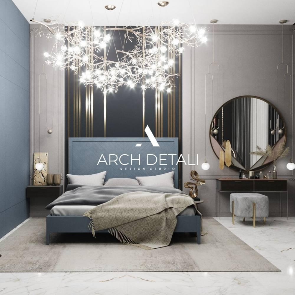 Готовый дизайн-проект квартиры - объект 6