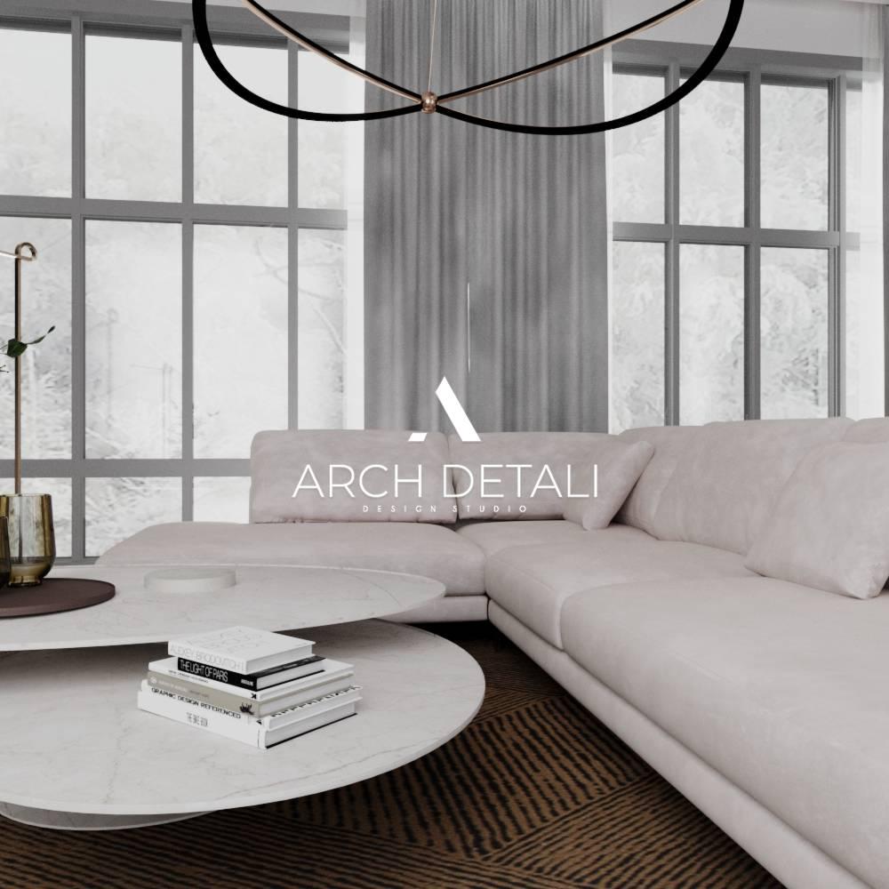 Готовый дизайн-проект квартиры - объект 8